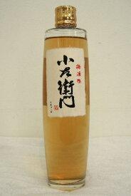 小左衛門 純米梅酒 限定品「紅南高梅」 500ml