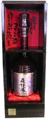 森伊蔵 楽酔喜酒2004年 600ml