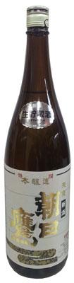朝日鷹 新酒 1800ml