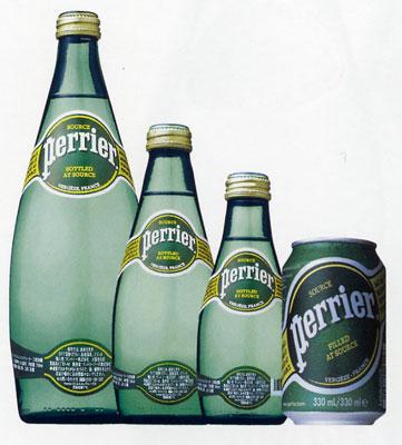 ペリエ 750ml瓶×12本