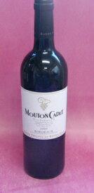 オリジナルラベルワイン ムートン・カデ・ルージュ赤 750ml