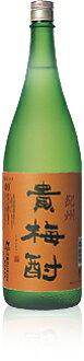 Plum wine spirits, Mei chu 40 degrees 1800 ml boxed