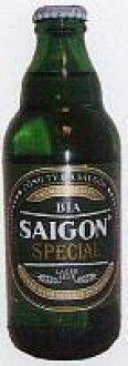 330 ml of Vietnamese beer Saigon special bottles *24