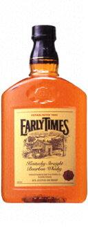 1,750 ml of バーボンウイスキーアーリータイムズキングサイズ 40 degrees