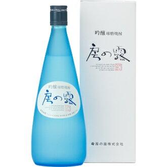 Dew sake of rice shochu 720 ml 25 ° en boxed