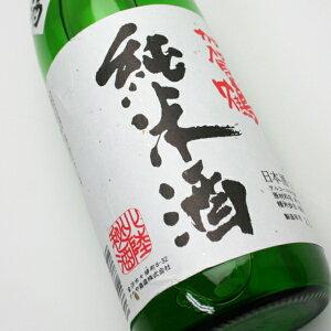 【石川県・金沢市】加賀鶴純米酒上撰(720ml)