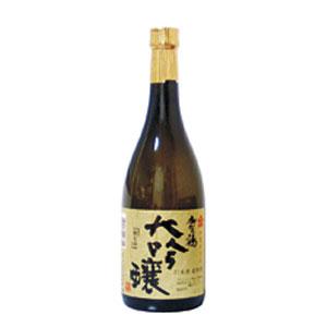 【石川県・金沢市】加賀鶴超特撰大吟醸(やや辛口・720ml)