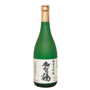 【石川県・金沢市】加賀鶴純米大吟醸(辛口・720ml)