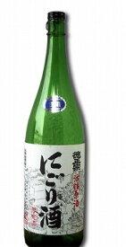 徳正宗 活性原酒にごり酒  1800ml【茨城】