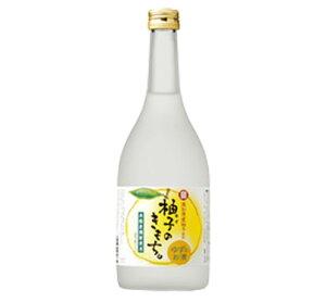 高知柚子のお酒 「柚子の気持ち」1ケース6本