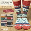 CHUP MATANPTHY[チュプ マタンプシ]ソックス 25.0〜27.5cm MEN'S【送料無料・メール便】【日本製】【綿靴下 カラフ…