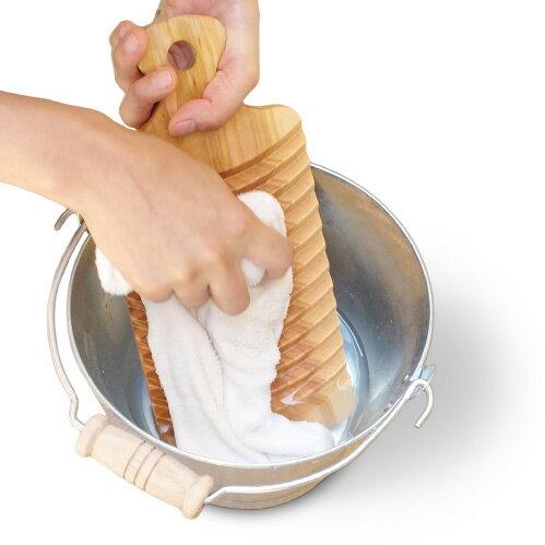 【送料込み】土佐龍[TOSARYU]SAKURA 昔ながらの洗濯板[Sサイズ]さくら天然木【送料無料・メール便】【ミニ洗濯板 ハンディ洗濯板 ウォッシュボード とさりゅう お風呂場に 旅行に 台所に 母の日】