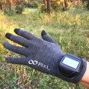【送料無料】R×L メリノウール超薄地 フィットグローブ [TRG-102] ランニンググローブ 手袋 スマホ手袋【メール便/…