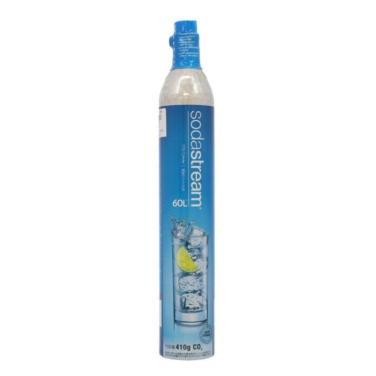 ガスシリンダー Sodastream 販売専用ガスシリンダー ソーダストリーム 予備用 炭酸 炭酸水 ガス