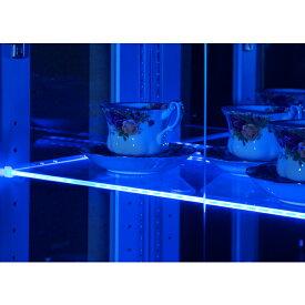 ジョイ用 LEDライト (ブルー) 【KM-JOY】 コレクションボード コレクションケース コレクションラック 収納棚 おしゃれ インテリア 展示 MT(Web限定)