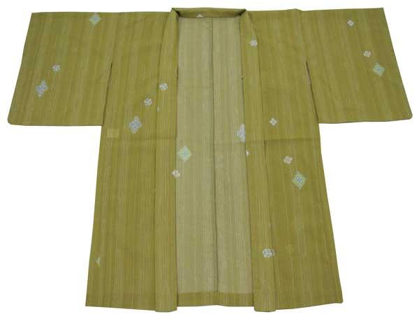 【送料無料】【日本製】春・秋に最適な単衣羽織♪お仕立て上り 高級おしゃれ羽織