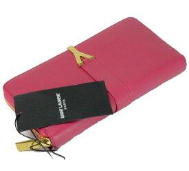 サンローランパリ 財布 長財布 ラウンドファスナー 314991 BJ50J【新品】【未使用品】【送料無料】