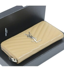 サンローラン パリ ラウンドファスナー 財布 358094【新品】【未使用品】【送料無料】