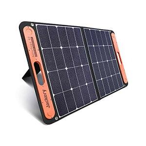 Jackery SolarSaga 60 PRO ソーラーパネル 68W ETFE ソーラーチャージャー 折りたたみ式 DC出力 DCポータブル電源充電器 USB出力 スマホやタブレット 充電可能 高変換効率 超薄型 軽量 コンパクト 単結