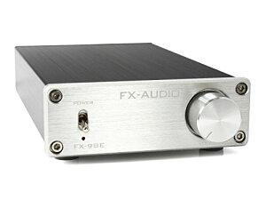 FX-AUDIO- FX-98E 『シルバー』 TDA7498EデジタルアンプIC搭載 160Wハイパワーデジタルアンプ