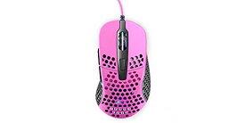 Xtrfy(エクストリファイ) M4 RGB 右手用 エルゴノミック ゲーミングマウス【日本正規代理店保証品】 (ピンク) 701160