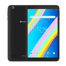 HAOQIN タブレット8インチAndroid 9.0 Pie - H8 Pro Quad Core 2GB RAM 32GB ROM HD IPSディスプレイデュアルカメラWifi Bluetooth日本語ユーザーマニュアルブラック