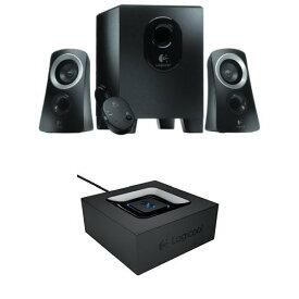 【ロジクール ミュージックセット】PCスピーカーシステム Z313+ Bluetooth ミュージックレシーバーBB200