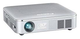 Canon モバイルプロジェクター C-13W(130lm/スピーカー内蔵/Wi-Fi対応)アウトドアに便利