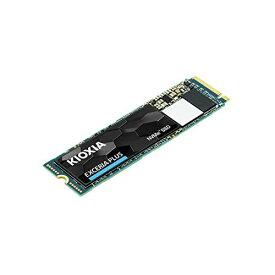 キオクシア(KIOXIA) M.2 Type 2280 SSD 500GB EXCERIA NVMe PLUS SSD 5年保証 国産BiCS FLASH搭載 SSD-CK500N3P/N