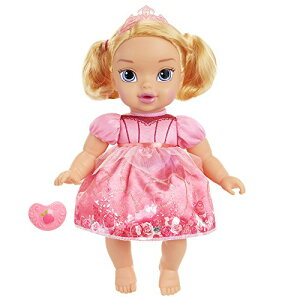 ディズニープリンセスデラックスベビーAurora人形withおしゃぶりおもちゃ
