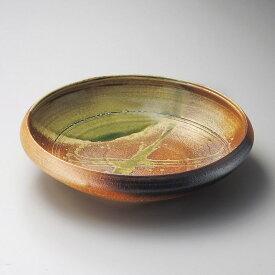 32cm 古窯信楽大鉢 32cm×7cm日本製 お惣菜の盛り合わせ 炊きもの 煮物 おばんざいの盛り付けに大振りの深鉢 特大サイズ大皿 大鉢 盛り皿 深皿 煮物鉢 業務価格で