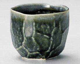 300cc ホットワインカップ 織部おふけ日本製 梅酒 焼酎 冷酒 甘酒 和カクテルデザートカップや ジュース お茶 ドリンクカップとしても