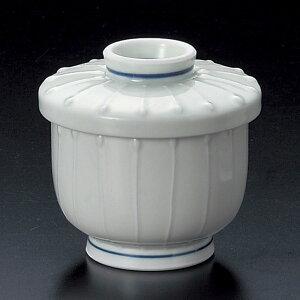 ひわ一珍 120cc 蒸し茶碗 6.5x7.2cm 120cc 日本製ヘルシー具だくさんの茶碗むし 温かい蒸し物業務用 茶碗蒸し容器 蒸茶碗 蒸し碗