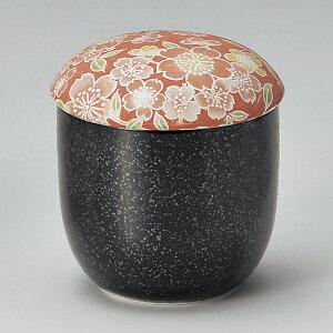 まるこ蒸し 桜 160cc 蒸し茶碗7x8cm  日本製ヘルシー具だくさんの茶碗むし  温かい蒸し物業務用 茶碗蒸し容器 蒸茶碗 蒸し碗