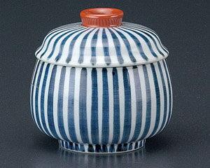 【日本製・ちゃわん蒸碗が40%OFF】有田焼の十草180ccむし茶碗