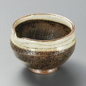 泥櫛彫 10.5cm 片口スリ鉢 納豆鉢 (土物)10.5x9.5x7cm 日本製 下ごしらえの擂る おろす 潰す 絞る作業は安全な国産食器で