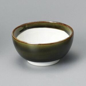 織部 4.0 丸スリ鉢 納豆鉢 12.5x6.4cm 日本製 伝統の蛸唐草文様下ごしらえの擂る おろす 潰す 絞る作業は安全な国産食器で