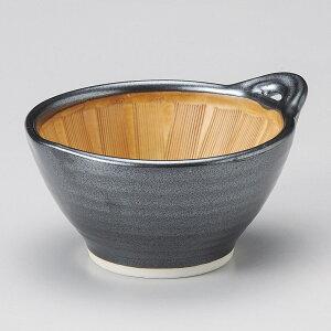 黒釉 13cm 手付 すり鉢 納豆鉢日本製 美濃焼下ごしらえの擂る おろす 潰す 絞る作業は安全な国産食器で