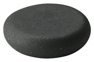 ステージ 7cm ミニロック いぶし黒 7.3x6.7x2.5cm 日本製主役の料理が輝く舞台究極のデザインへの挑戦 シンプルかつ個性的な変形皿おつまみ オードブル スパイス チョコレート