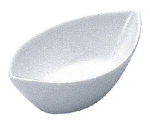 ゴンドラ 12cm 舟形ミニボウル 12.5cmx7.1cmx4.6cm 使いやすい舟型ボール個性的な形の変形皿 デザート アイスクリーム ディップソース ジャム 小鉢に