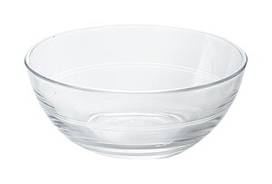 10.5cm デュラレックス リスボウル 10.5x4.3cm 200cc フランス製 強化ガラス アイスクリーム ヨーグルト 杏仁豆腐 取り鉢 そうめん小鉢