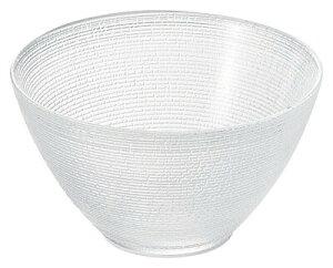 11cm シエロ トール デザートボウル ( トルコ製 )ガラス製ボウル デザート サラダ シリアル そうめんのつけだれ 冷や麦のつゆ入れ小鉢に