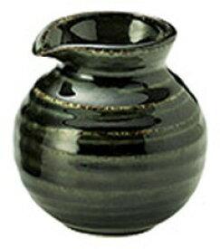 深海shinkai 220cc 蕎麦徳利より深く 織部の緑 伝統とモダンのたしかな融合日本製 美濃焼のそば懐石用品