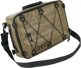 【あす楽】DOD ライダーズクーラーバッグ CL1-523 | 全2色 | 容量7L | 防水加工 | 10mm厚の極厚ウレタン | ツーリング仕様