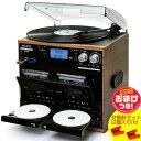 【あす楽】交換針セット(2本入)付属   BELIEVE ダブルCDマルチレコードプレーヤー B-600   CD→CD録音対応   CD-RW対…