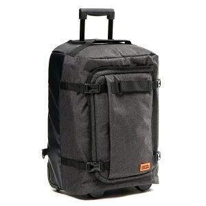 DOPPELGANGER フォルダブルスーツケース DCB471-GY | 折畳式 | 合計容量(40+30)70L | 機内持込サイズ | ドッペルギャンガー
