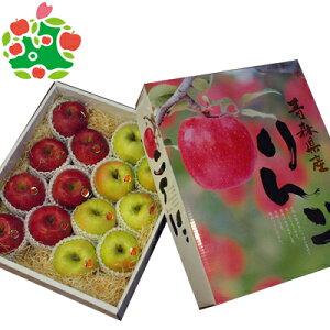 【予約受付】 りんご サンふじ 王林 特選大玉 化粧箱 青森県産 ギフト 贈答用 5kg 送料無料