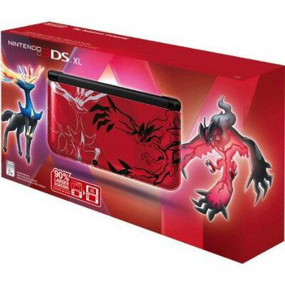 Nintendo 任天堂 ポケモン X & Y リミテッド エディション 3DS XL アメリカ限定ポケモンデザイン 3DS・お取寄