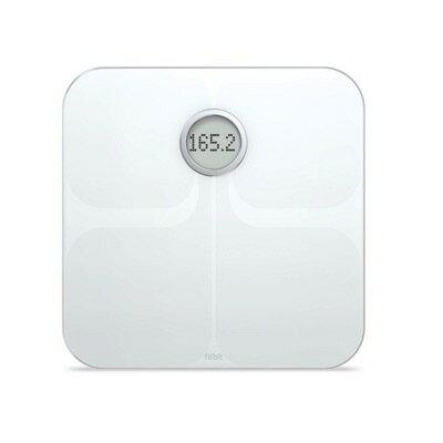 アリア ネットワーク対応 多機能体重計 ホワイト fitbit aria Wi-Fi Smart Scale・お取寄