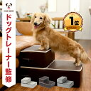 【ドッグトレーナー監修】不満点をわんこ目線で解決 ドッグステップ 犬 ペット ステップ 階段 小型犬 室内犬 ミニチュ…
